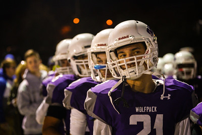 Shasta High School Regional Playoff Football