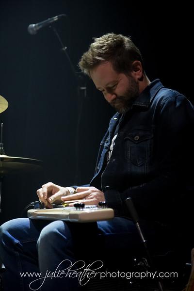 Shaun Verreault at the JUNO's April 2018