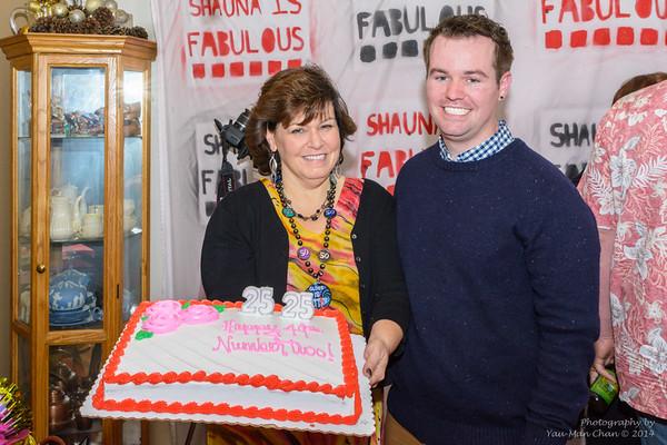 Shauna Is 50