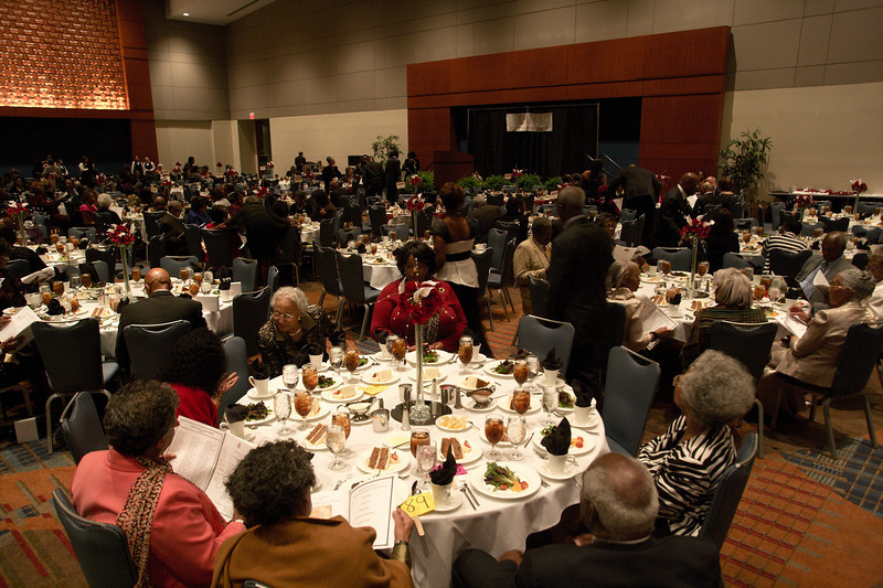 Shaw Alumni Dinner in Raleigh NC; October 7, 2011