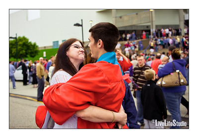 Shawnee Heights Graduation 2010