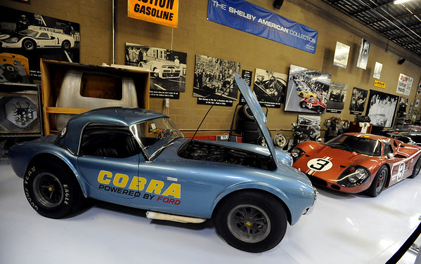 "The Cobra Dragonsnake was a drag racer in the 1960's.<br /> For more photos and a video, go to  <a href=""http://www.dailycamera.com"">http://www.dailycamera.com</a>.<br /> Cliff Grassmick / June 12, 2010"