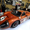 """Bill Murray gets out of a Ford GT40 racing coupe at the Shelby American Collection in Boulder.<br /> For more photos and a video, go to  <a href=""""http://www.dailycamera.com"""">http://www.dailycamera.com</a>.<br /> Cliff Grassmick / June 12, 2010"""
