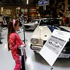 "Alison Perry, 7, of Broomfield, looks over a 1967 Shelby Mustang at the Shelby American Collection museum in Boulder.<br /> For more photos and a video, go to  <a href=""http://www.dailycamera.com"">http://www.dailycamera.com</a>.<br /> Cliff Grassmick / June 12, 2010"