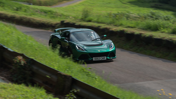 Lotus Exige S  - Shelsley Walsh Hill Climb - supercarfest 20th July 2019