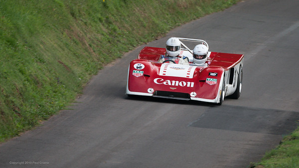 1971 Chevron B19  - Shelsley Walsh Hill Climb - supercarfest 20th July 2019