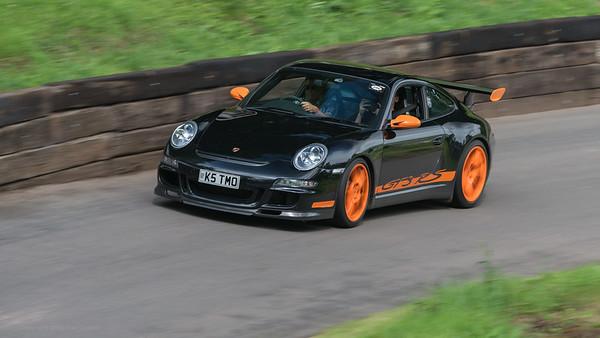 Porsche GT3 RS 3 6 - Shelsley Walsh Hill Climb - supercarfest 20th July 2019