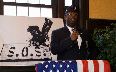 Lt. Colonel Charles Boyd, Chairman, Shelter Our Soldiers Program