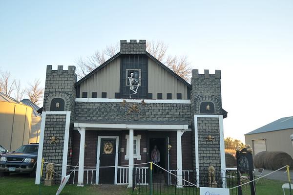 Sherod's Fright Farm 2014