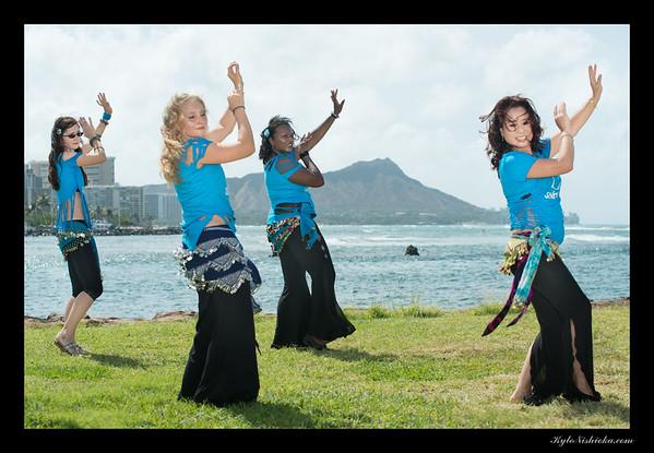 Shimmy Mob Honolulu