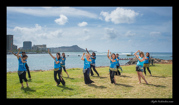 Shimmy Mob Honolulu