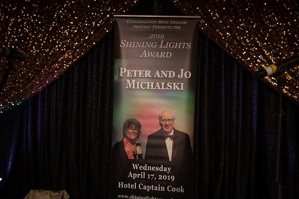 Shining Lights Photos by George Stransky