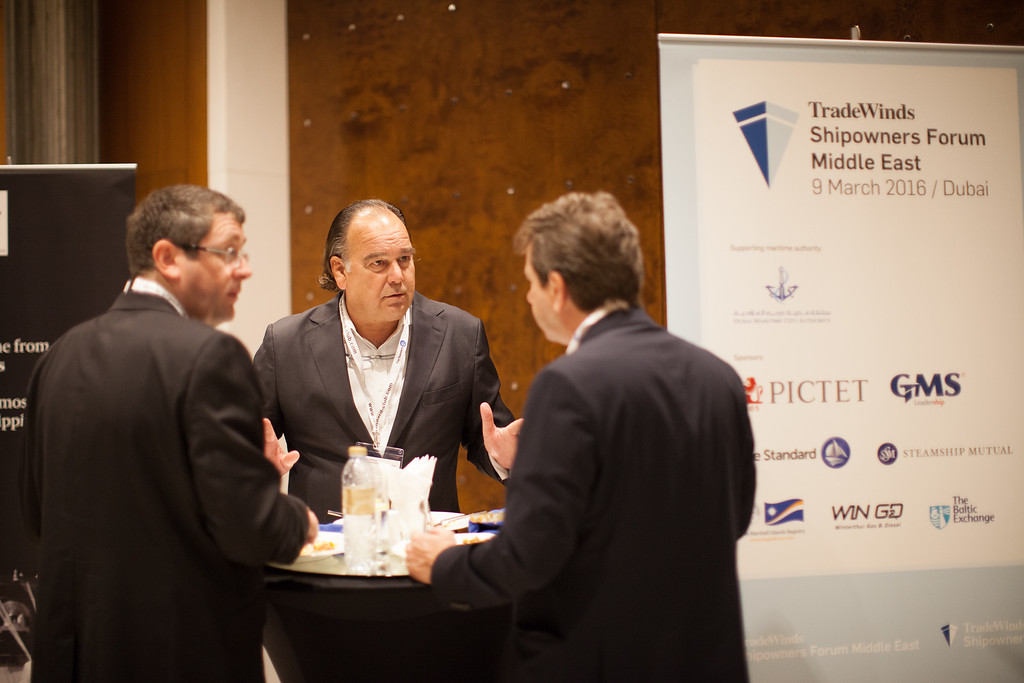 tradewinds shipowners forum middle east conference