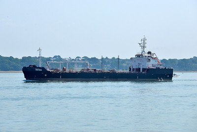 WHITONIA taken from Hythe Pier on 14 July 2013