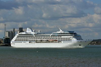 NAUTICA taken from Hythe Pier on 13 July 2014