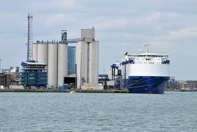 Taken from Hythe Pier on 25 April 2015