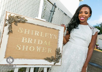 Shirley bridal shower