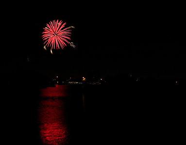 Shoreline Park Fireworks