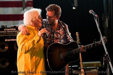 David Adam Byrnes and Billy Block at the Thunderbash 2013