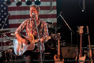 David Adam Byrnes at the Thunderbash 2013