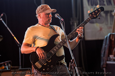 Barry Somerville at the 2013 ThunderBash.