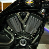Victory V-Twin Freedom 106ci engine