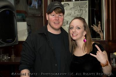 Cathy and Scott