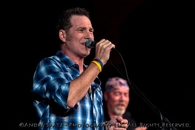 Ken Somerville with John Davis - Iron Cowboy Band