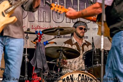 Myke Halchak Drummer / Iron Cowboy Band