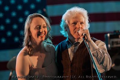 Mr. Nashville, Billy Block and Cathy paty at ThunderBash 2013