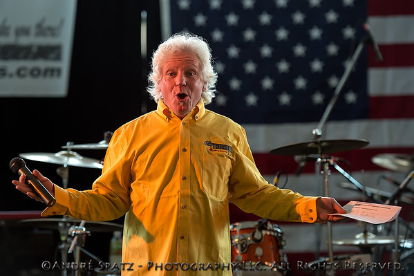 Mr. Nashville, Billy Block at ThunderBash 2013 - Kicking off the Big Show