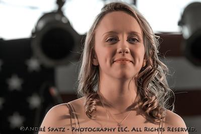 Cathy Paty at the 2013 ThunderBash