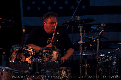 Rick Brainer at ThunderBash 2013 with Tommy Steele