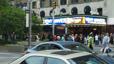 Tony Awards 2011, Beacon Theatre, New York City