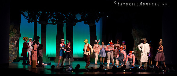 Roy C Ketcham Senior High Schools Masque & Mime Society presents SHREK The Musical