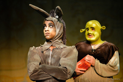 Shrek Dress Rehearsal December 3