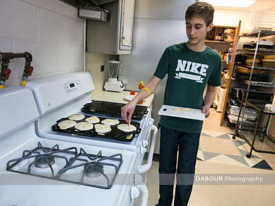 Shrove Tuesday Pancake Supper 2014
