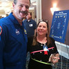 Astronaut Scott Altman and Karen