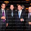 Jason Grumet, Brian O'Day, Todd DeLorenzo, Zachary Hooper. Sidecar Conversation Series. PJ Clarke's. September 28, 2011. Photo © Tony Powell
