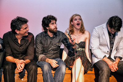 Adam Goldberg, Missi Pyle, Brandon Routh