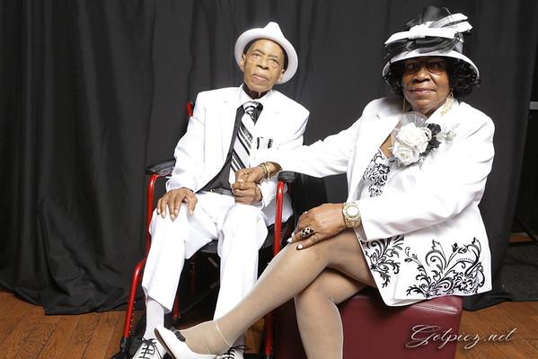 Silas &Eva 62nd Wedding Aniversay Party  June 11,2015