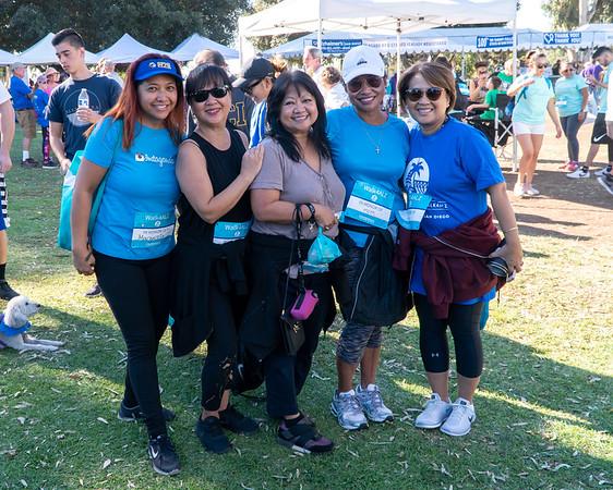 Alzheimer Walk-Balboa Park