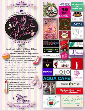 Beauty Bling & Bonbons