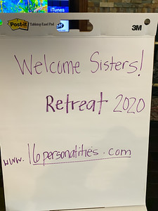 Silayan Filipina Retreat. March 1, 2020