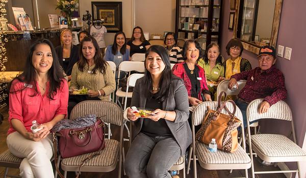 Skin Health 101 Workshop with Dr. Tess.  San Diego, CA.  3/13/2016.