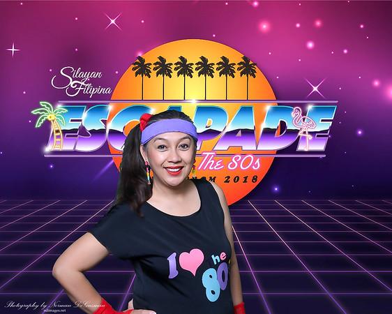 Silayan Filipina Senior Prom 2018 Photo Booth