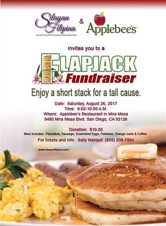 Flapjack Fundraiser
