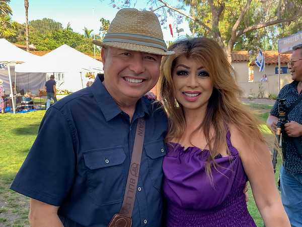 Silayan Filipina performance at House of Philippines, Balboa Park. June 9, 2019