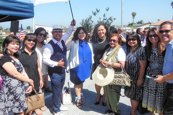 Jonathan DeGuzman Memorial Bridge Dedication