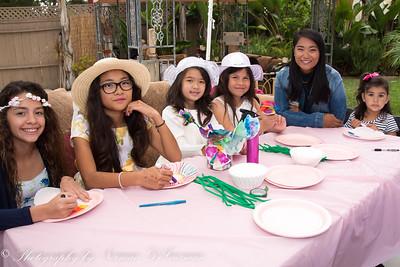 Silayan Filipina Mini Me Tea Party